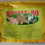 Биовит — добавка к корму для животных